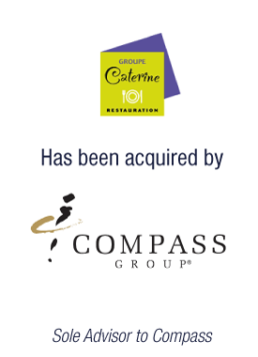 Compass Group tombstone