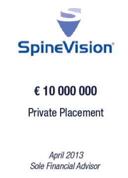 SpineVision tombstone