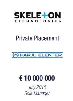 Skeleton Technologies tombstone