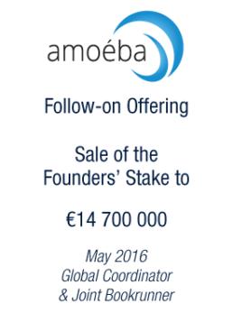 Amoeba tombstone