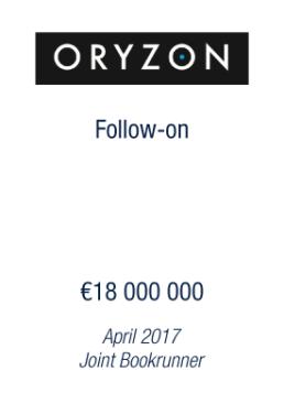 Oryzon tombstone