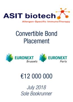 ASIT biotech tombstone