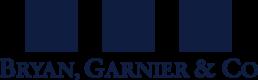BG logo blue