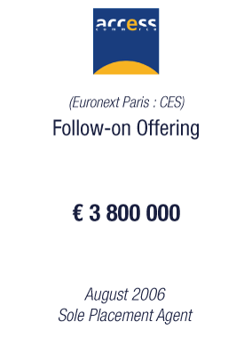 Bryan Garnier Co Successfully Leads A Eur 38 Million