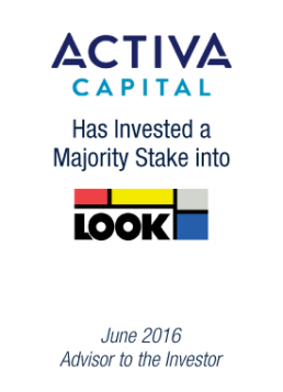 Activa Capital tombstone