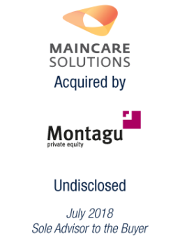 Maincare Solutions tombstone
